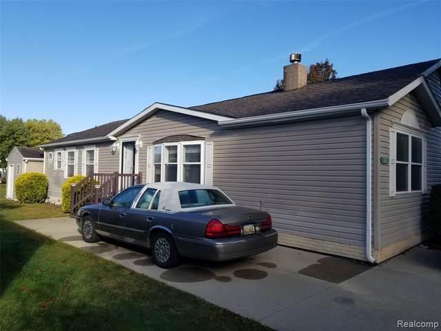 571 Twin Lakes Drive, Kimball Twp, MI 48074 (MLS #2200082931) :: The John Wentworth Group