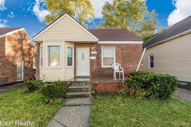 7702 Greenview Avenue, Detroit, MI 48228 (#2200083006) :: Alan Brown Group