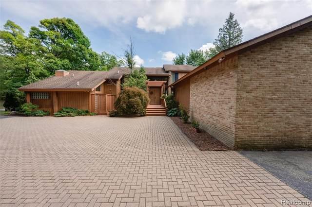 1635 Hammond Court, Bloomfield Hills, MI 48304 (#2200083093) :: Duneske Real Estate Advisors