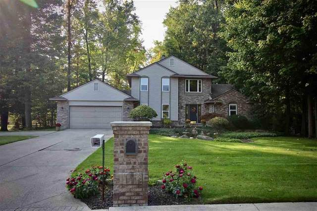 718 Shady Brook Lane, Flushing, MI 48433 (#5050025764) :: BestMichiganHouses.com