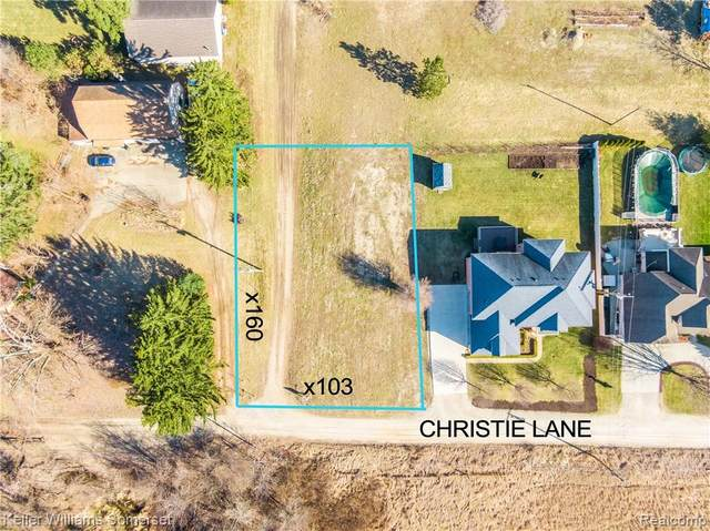 3733 Christie Lane, Shelby Twp, MI 48317 (#2200083155) :: BestMichiganHouses.com