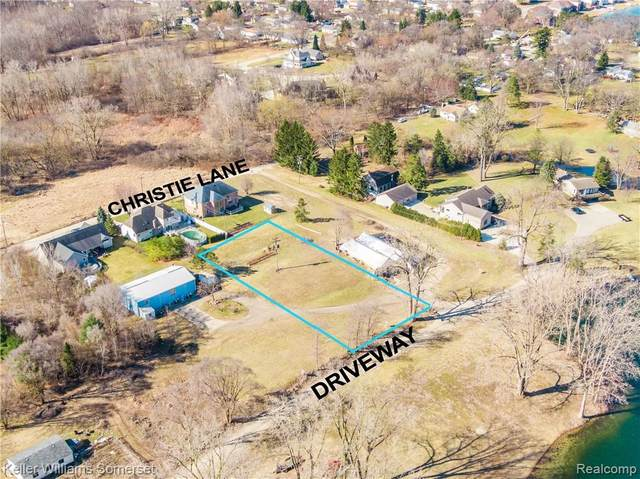 Lot 3 Ryan Lane, Shelby Twp, MI 48317 (#2200083180) :: BestMichiganHouses.com