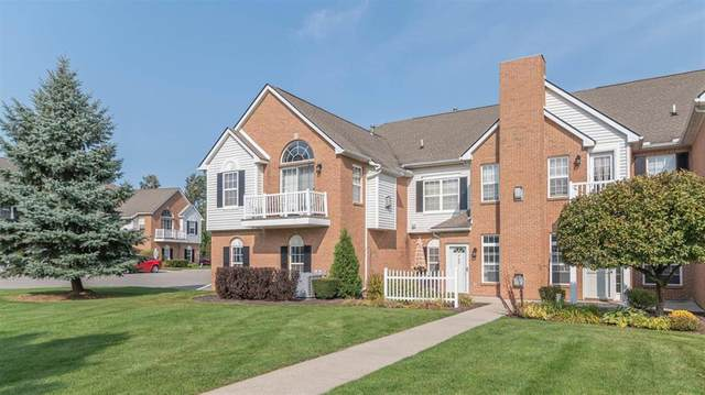 722 Olde English Circle, Howell Twp, MI 48855 (#543276857) :: Alan Brown Group