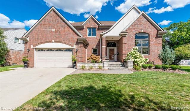 1618 Kinmore, Dearborn Heights, MI 48127 (#2200083259) :: The Alex Nugent Team | Real Estate One