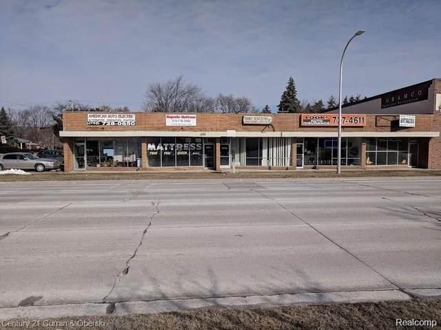 32236 Michigan Avenue, Wayne, MI 48184 (MLS #2200083374) :: The John Wentworth Group