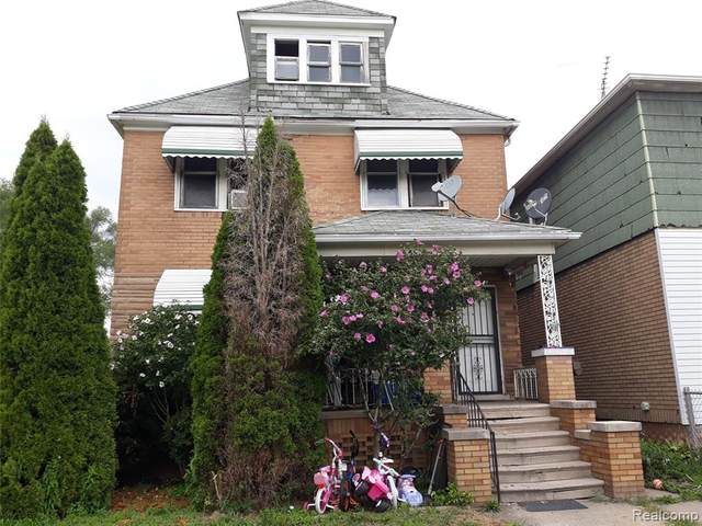 3145 E Palmer Street, Detroit, MI 48211 (MLS #2200083616) :: The Toth Team
