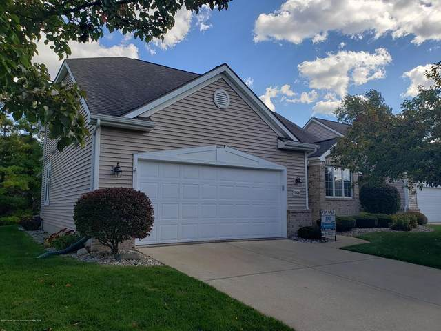 509 Burgenstock Drive #33, Delta Twp, MI 48917 (MLS #630000250494) :: The John Wentworth Group