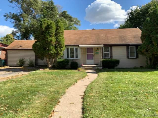 22160 Ridgedale Street, Oak Park, MI 48237 (#2200083888) :: The BK Agency