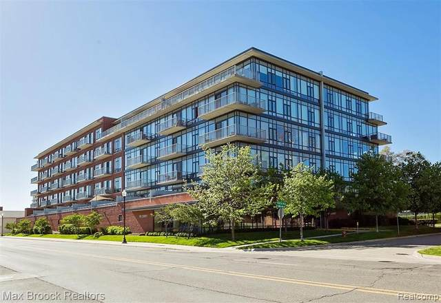 101 Curry Ave Unit 512, Royal Oak, MI 48067 (#2200084091) :: Alan Brown Group