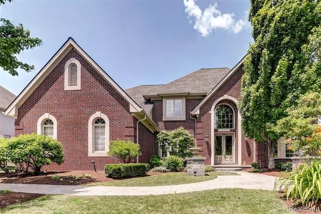 23921 Argyle Street, Novi, MI 48374 (#2200084170) :: Duneske Real Estate Advisors