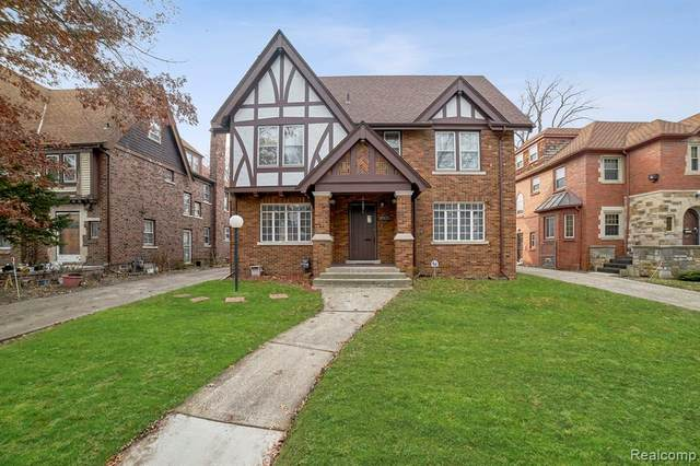 18935 Parkside Street, Detroit, MI 48221 (#2200084174) :: The BK Agency