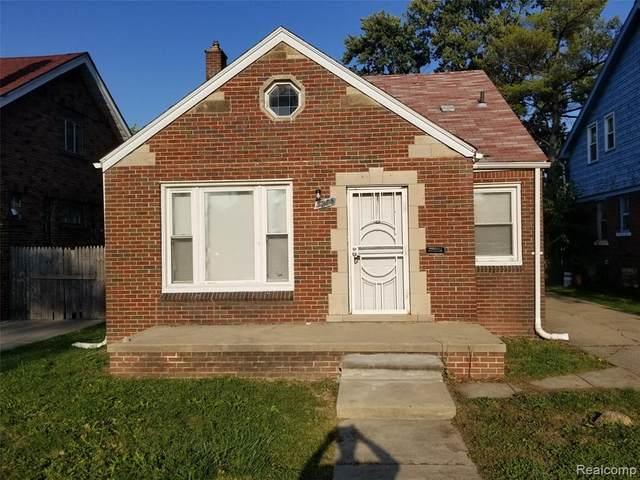 5250 Chalmers Street, Detroit, MI 48213 (#2200084449) :: The BK Agency