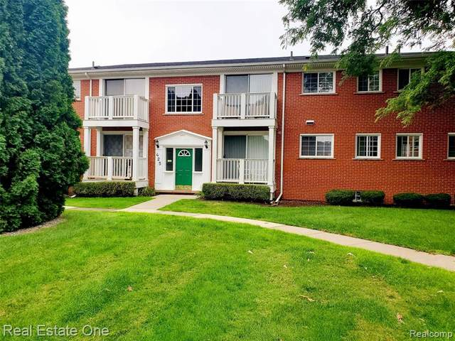 425 N Eton St Apt 306, Birmingham, MI 48009 (#2200084642) :: The Mulvihill Group