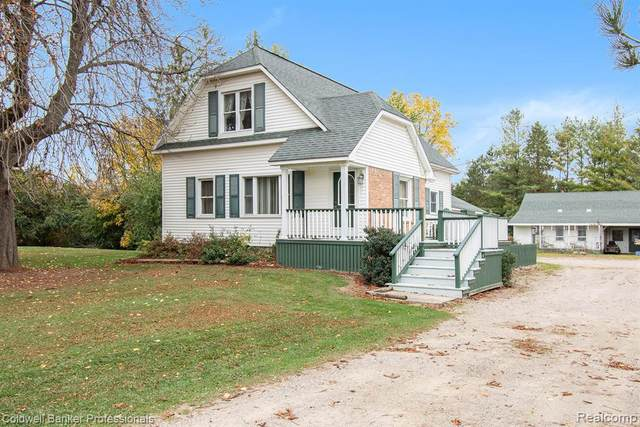 12030 Yale Road, Brockway Twp, MI 48097 (MLS #2200084654) :: The John Wentworth Group