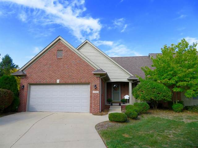 510 Brooks Hollow Court, Village Of Dundee, MI 48131 (MLS #543276988) :: The John Wentworth Group