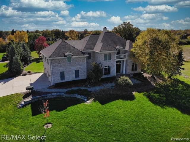 5300 Fairway Trail, Grand Blanc Twp, MI 48439 (#2200085058) :: Real Estate For A CAUSE