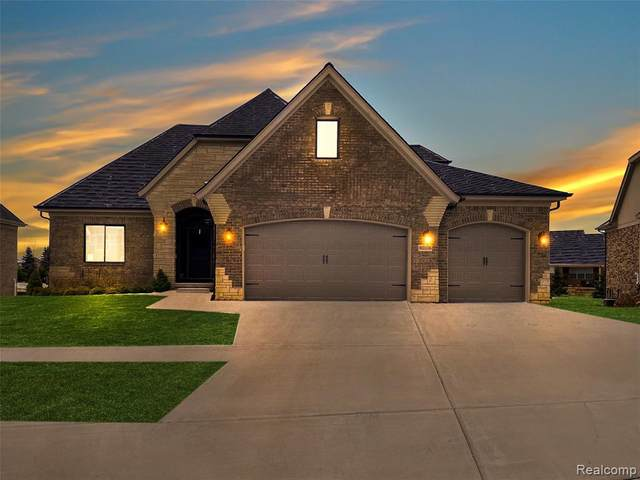 66926 Meadowlands Court, Washington Twp, MI 48095 (MLS #2200085178) :: The John Wentworth Group