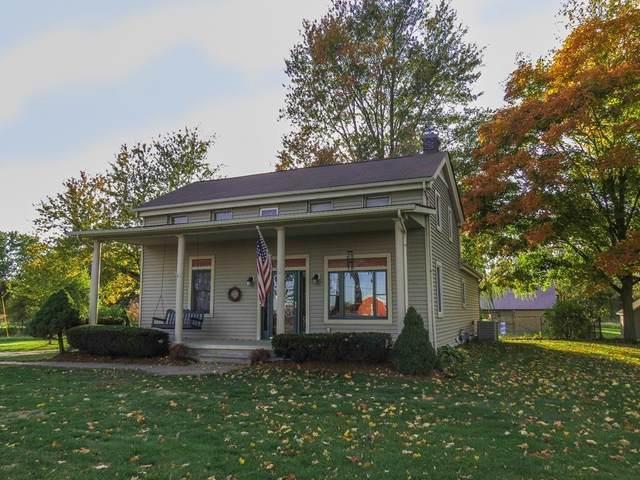 11908 Jordan Road, Saline Township, MI 48176 (#543276945) :: Novak & Associates