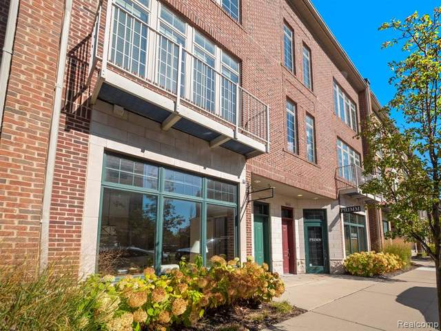 2011 Hazel Street #29, Birmingham, MI 48009 (MLS #2200085325) :: The John Wentworth Group