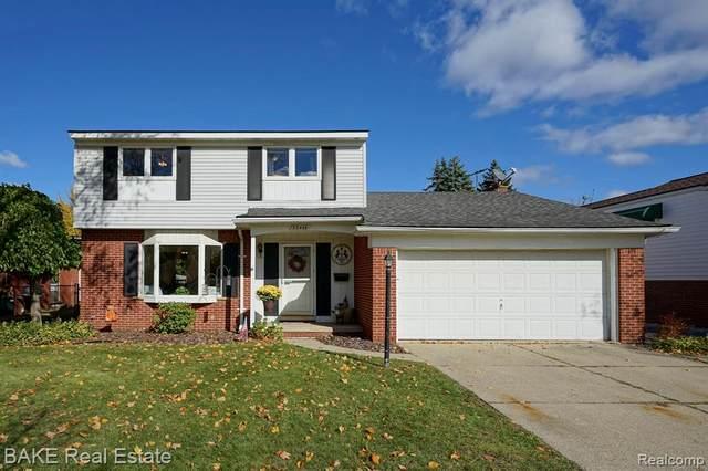 32468 Washington Street, Livonia, MI 48150 (#2200085435) :: GK Real Estate Team