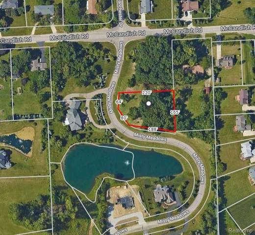 00 Misty, Grand Blanc Twp, MI 48439 (#2200085875) :: Real Estate For A CAUSE