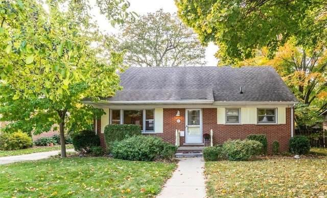 819 Center Drive, Ann Arbor, MI 48103 (MLS #543277035) :: The John Wentworth Group