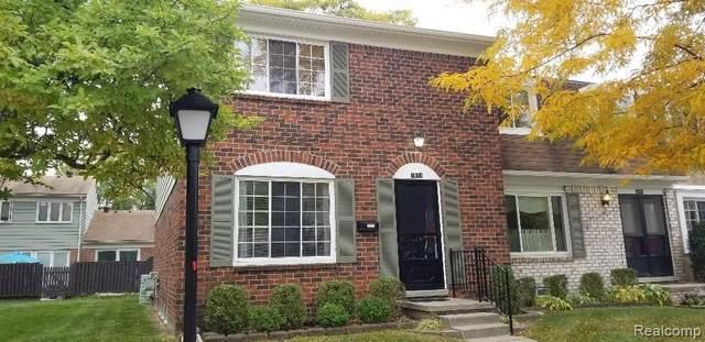 1851 Torquay Avenue, Royal Oak, MI 48073 (#2200086018) :: RE/MAX Nexus