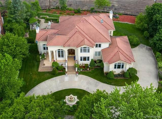 7421 Wing Lake Road, Bloomfield Twp, MI 48301 (#2200086115) :: Novak & Associates