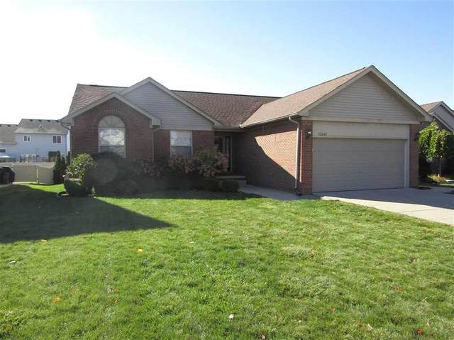 32048 Holly Drive, Chesterfield Twp, MI 48047 (#58050026681) :: The Merrie Johnson Team