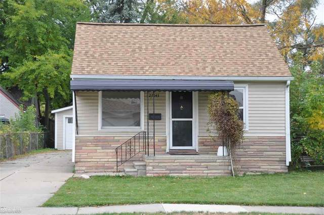 27043 Osmun, Madison Heights, MI 48071 (#58050026687) :: Alan Brown Group