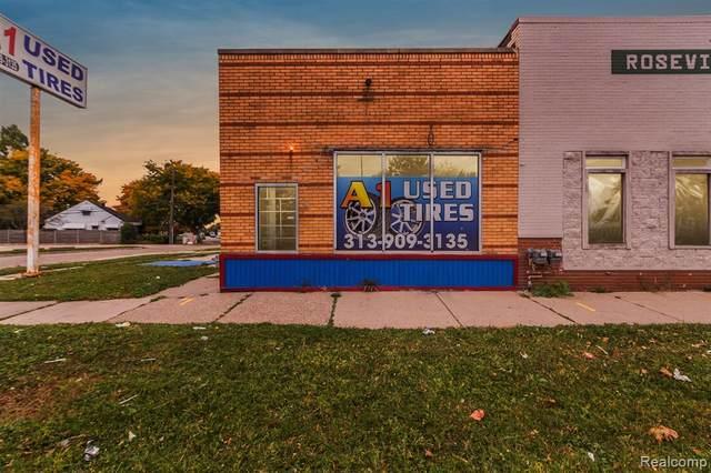 21007 Gratiot Avenue, Eastpointe, MI 48021 (#2200086228) :: Robert E Smith Realty