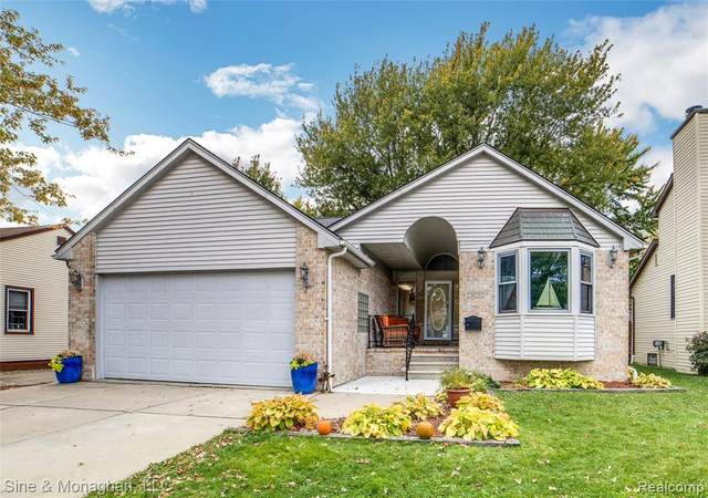 28221 Larchmont Street, Saint Clair Shores, MI 48081 (#2200086289) :: The Merrie Johnson Team