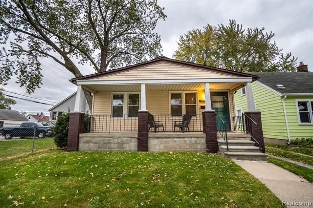 7276 Ford Avenue, Warren, MI 48091 (#2200086396) :: Novak & Associates