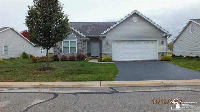 2250 Fountain, Bedford Twp, MI 48144 (MLS #57050026762) :: The John Wentworth Group