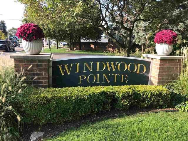 178 Windwood Pointe, Saint Clair Shores, MI 48080 (#58050026776) :: The Mulvihill Group