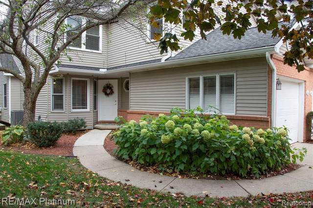 2868 Shetland Court, Howell Twp, MI 48843 (#2200086582) :: Robert E Smith Realty