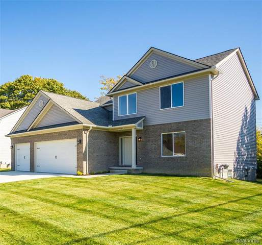 3909 Samuel Avenue, Rochester Hills, MI 48309 (#2200086584) :: Alan Brown Group