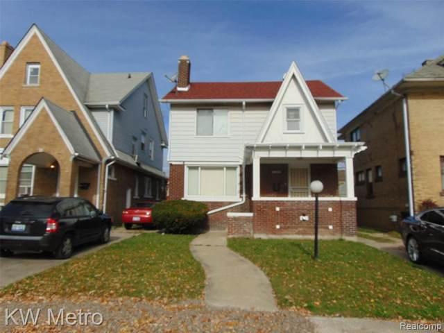 3294 Lawrence Street, Detroit, MI 48206 (MLS #2200086715) :: The John Wentworth Group