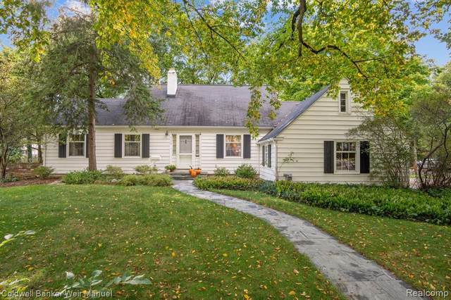 1116 Harding Street, Plymouth, MI 48170 (MLS #2200086793) :: The John Wentworth Group