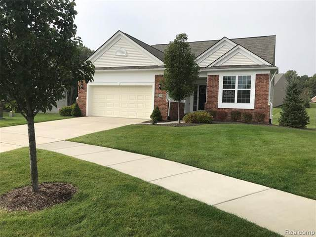 289 Bryce Court, Howell, MI 48843 (#2200086798) :: The Mulvihill Group