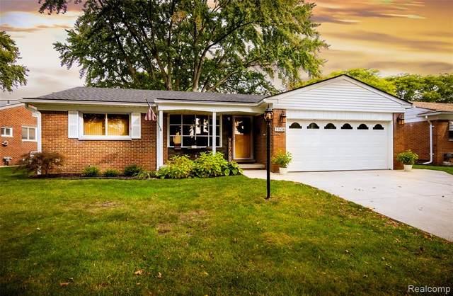 17608 Hillcrest Street, Livonia, MI 48152 (#2200086806) :: GK Real Estate Team