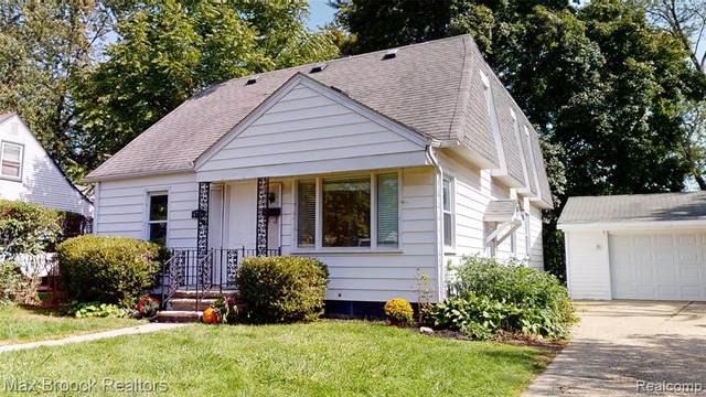 4702 Tonawanda Avenue, Royal Oak, MI 48073 (#2200086835) :: BestMichiganHouses.com