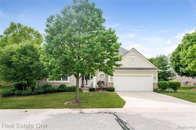 8330 Brewster Lane, Canton Twp, MI 48187 (MLS #2200086851) :: The John Wentworth Group