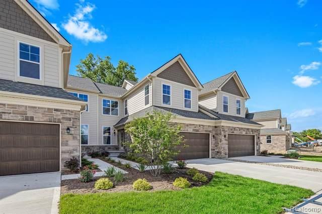 3092 N Spurway Drive #146, Ann Arbor, MI 48105 (#2200086911) :: The Alex Nugent Team | Real Estate One