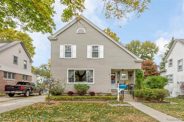 22432 Gregory Street, Dearborn, MI 48124 (MLS #2200086977) :: The John Wentworth Group