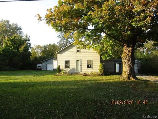 6480 Dove Road, Kimball Twp, MI 48074 (MLS #2200086986) :: The John Wentworth Group