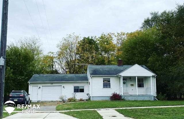 360 S Almont, Imlay City, MI 48444 (MLS #5050026911) :: The Toth Team