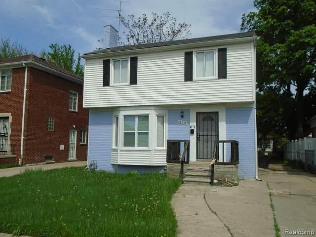 19726 Hartwell Street, Detroit, MI 48235 (MLS #2200087007) :: The John Wentworth Group
