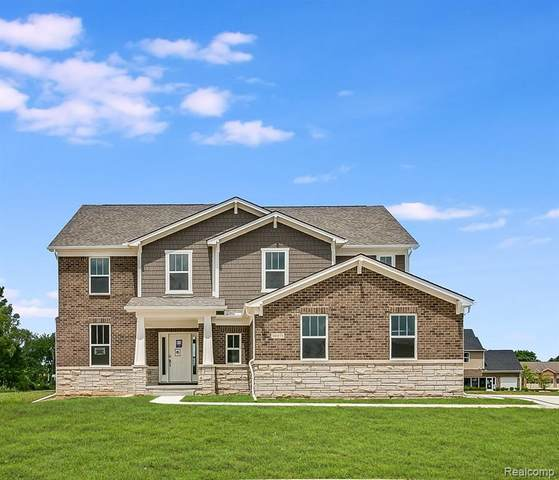 4153 Walcott Drive, Orion Twp, MI 48360 (MLS #2200087101) :: The John Wentworth Group