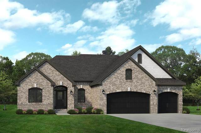 66800 Meadowlands Court, Washington Twp, MI 48095 (MLS #2200087154) :: The John Wentworth Group